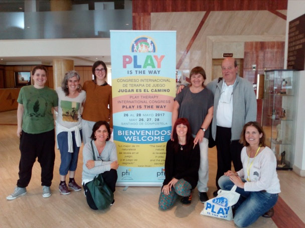 Play Therapy Internation Congress Joaquín Blixekin