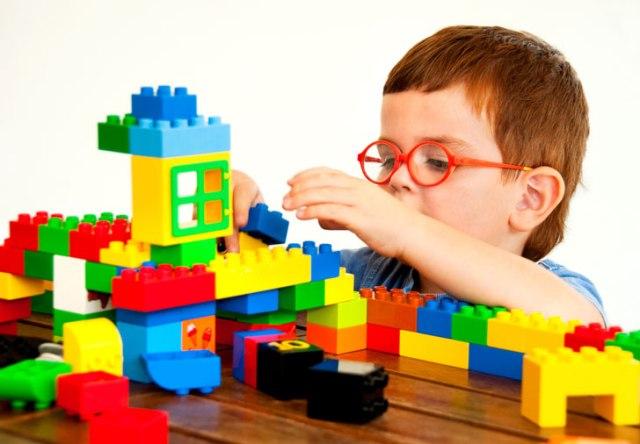 LEGO-child